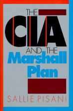 The CIA and the Marshall Plan