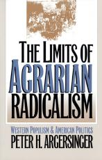 The Limits of Agrarian Radicalism