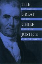 The Great Chief Justice