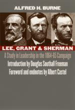 Lee, Grant, and Sherman