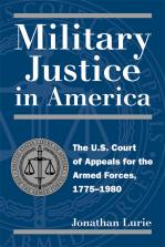 Military Justice in America