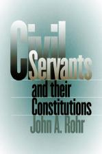 Civil Servants and Their Constitutions