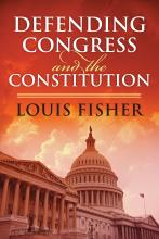 Defending Congress and the Constitution