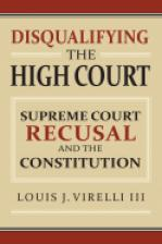 Disqualifying the High Court