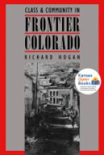 Class and Community in Frontier Colorado