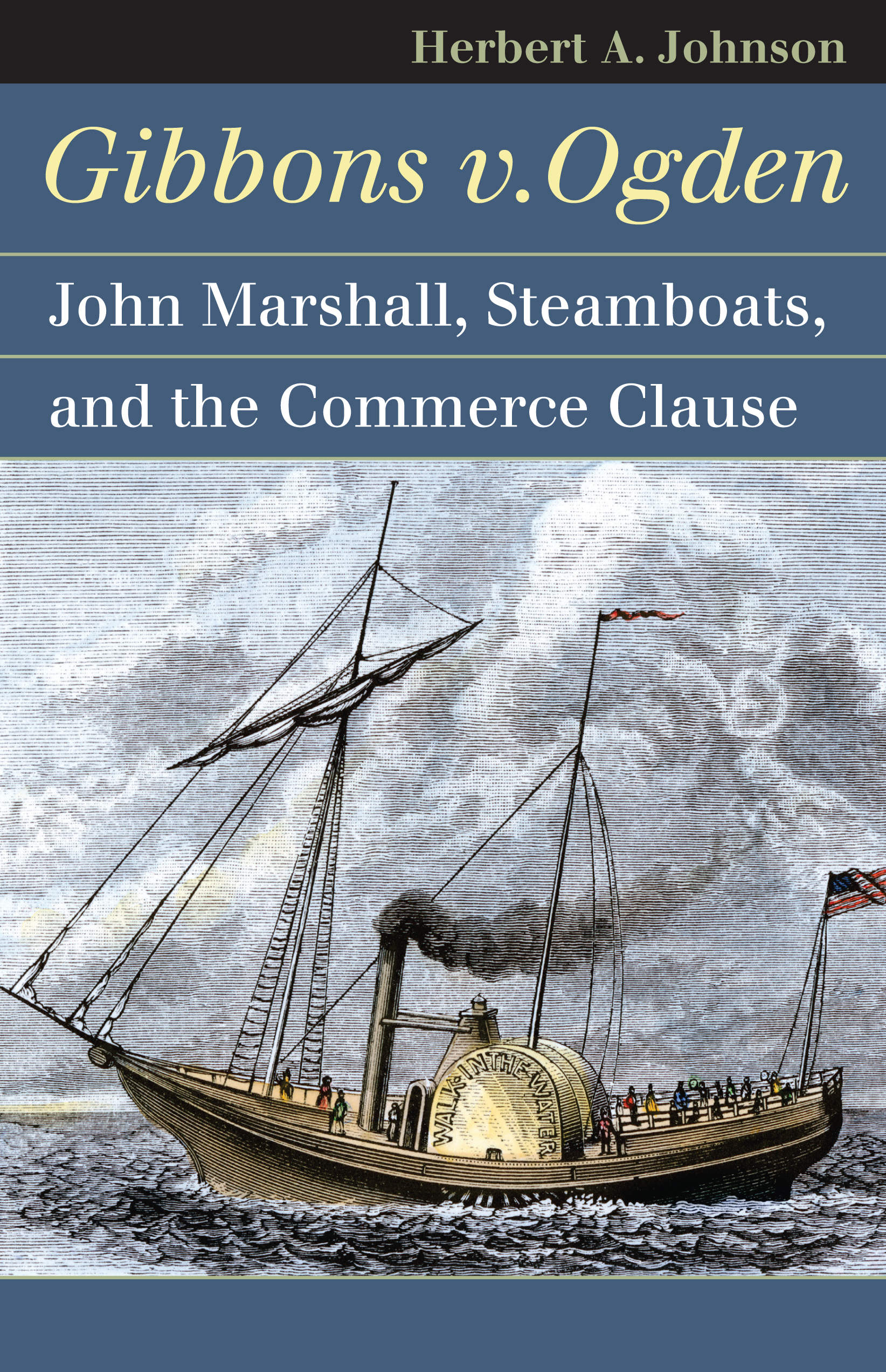 an essay on gibbons vs ogden Gibbons v ogden (1824, marshall) clarified the commerce clause and affirmed  congressional power over interstate commerce johnson v mcintosh (1823.