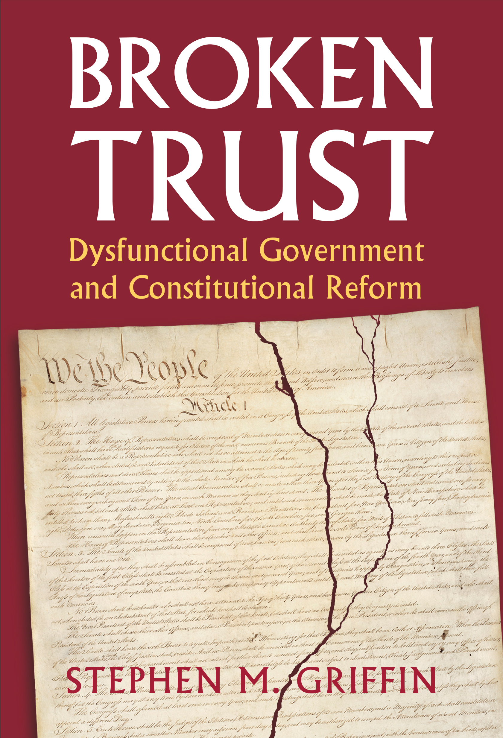 government distrust in constitution Study guide csl2601 uploaded by  the functional independence of branches of government the 1996 constitution does not expressly state in unequivocal.