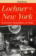 Lochner v. New York