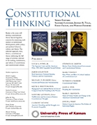 Constitutional Thinking series flyer